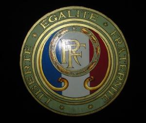 République Française - Liberté, Égalité, Fraternité