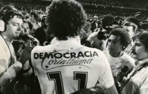 Sócrates - Democracia Corinthiana
